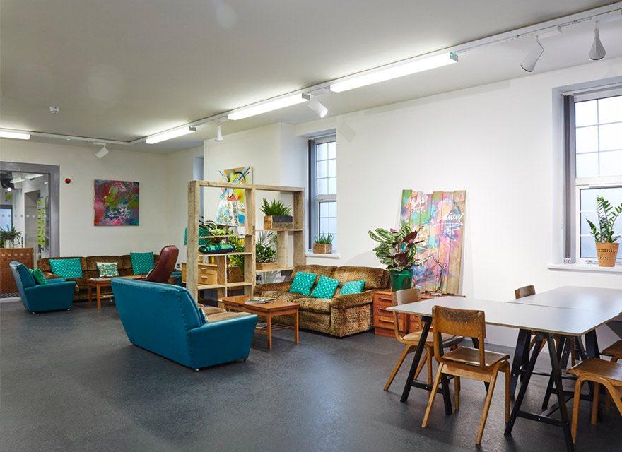 Blick Studios - Eight81 Ebrington, Derry-Londonderry