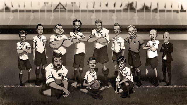 Billygoat team pic