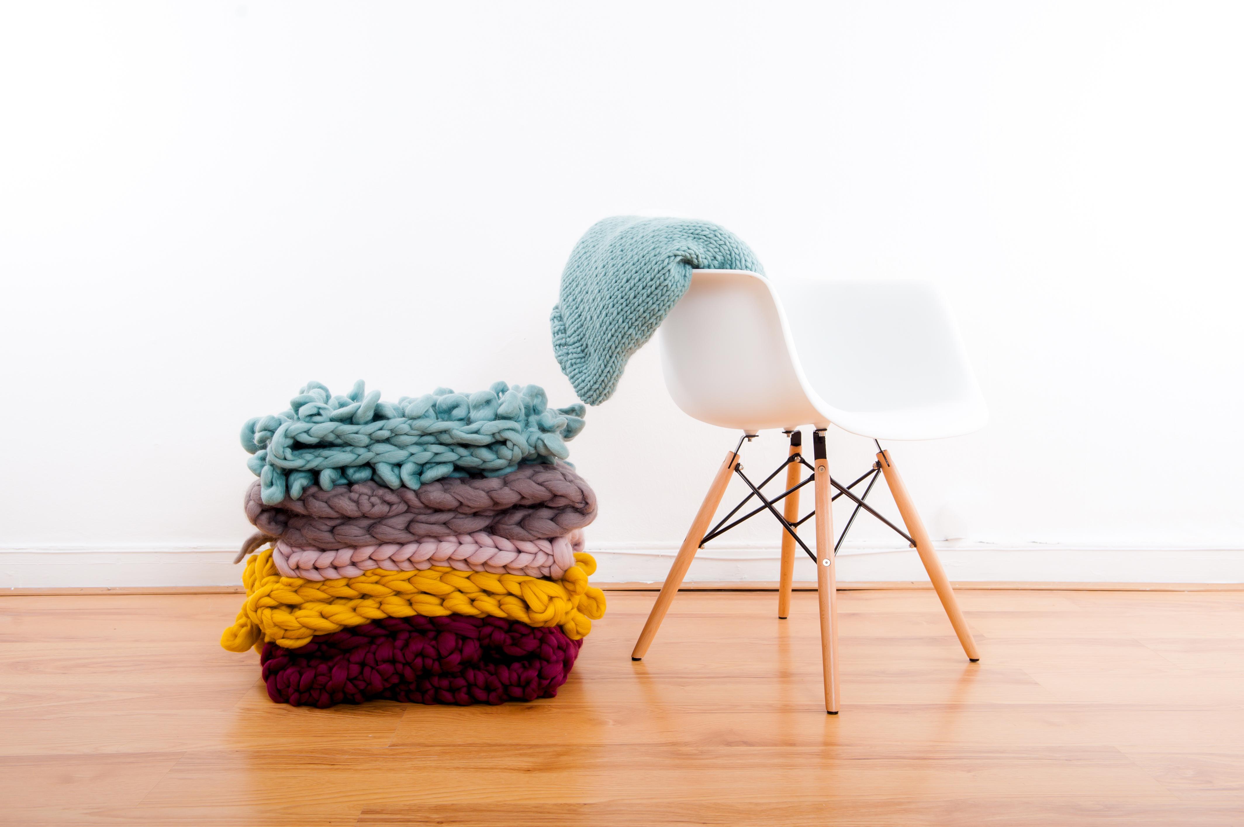 Extreme Arm Knitting Workshop